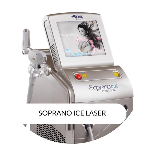 soprano ice laser